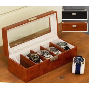 腕時計ケースウォッチコレクションケース5本収納 himalaya