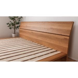 日本製ベッドすのこ仕様ローベッド ダブル フレーム himalaya
