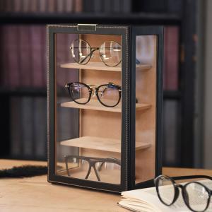 メガネケース眼鏡収納メガネスタンドタワー|himalaya