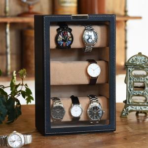 腕時計ケース ウォッチコレクションケース 時計収納 himalaya