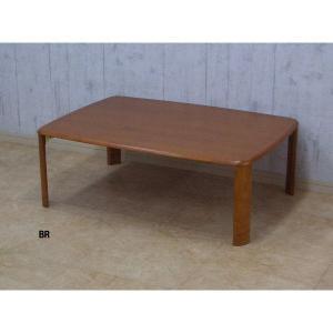 継脚付折畳テーブル 105x75x32/37|himalaya