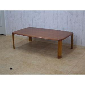 継脚付折畳テーブル 120x75x32/37|himalaya