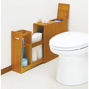 薄型スライドトイレラックトイレ収納効率アップ|himalaya