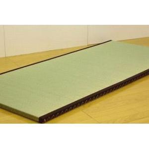 日本製新素材たたみベッドシングル受注生産::ポリプロピレン樹脂畳使用:送料無料  ベッド ベット民芸和家具|himalaya