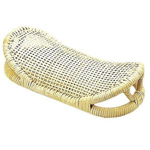籐ラタン 丈夫で軽量 お昼寝枕|himalaya