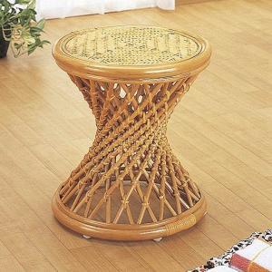 籐ラタン 鼓型スツール箱入|himalaya