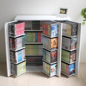 予約販売日本製CDDVDラックコミック本棚大量収納 himalaya