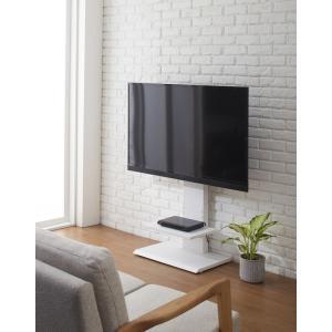 壁掛けっぽく見えるテレビ台ロータイプ himalaya