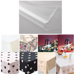 デザインパーテーション ビニールシート ビニールカーテン ウイルス対策パーティション テーブルクロス 切り売り10cm単位|himalaya