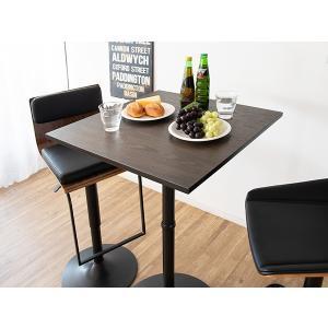 スタンディングテーブル カウンターテーブル バーテーブル 101cm高 ハイテーブル|himalaya