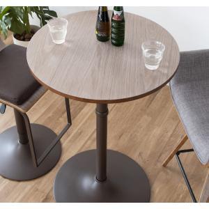 スタンディングテーブル カウンターテーブル バーテーブル 90cm高 ハイテーブル|himalaya