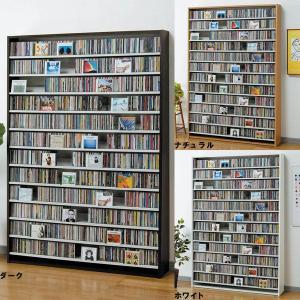 1668枚収納CDストッカー(DVD対応) トールタイプXLCS1668 CDラック|himalaya