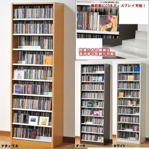CD DVD奥行2段タンデムストッカー 幅590 TCS590|himalaya