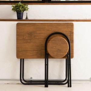 折りたたみ式机&椅子セット折り畳みデスク&チェア himalaya