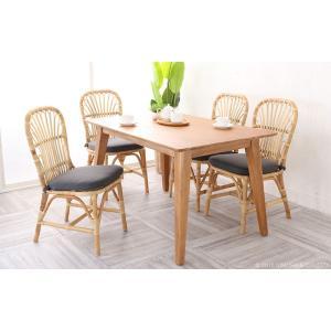 南国リゾートラタンチェアー籐椅子カフェチェア|himalaya