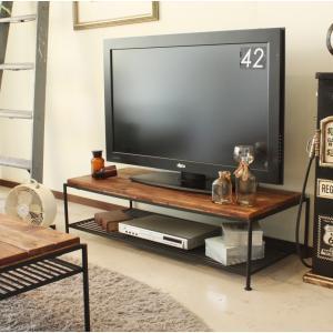 天然木無垢オイル塗装 テレビボード|himalaya