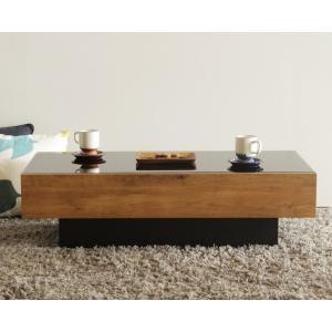 センターテーブル日本製国産ヴィンテージテイスト|himalaya