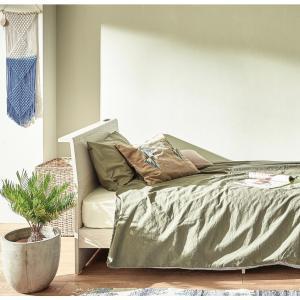 北欧調シングルベッドフレーム|himalaya