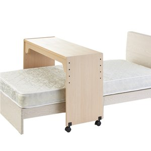 ベッドテーブル3段階高さ調節可能|himalaya