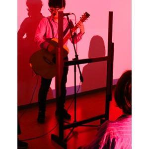 ステージ向けコロナウイルス飛沫防止パネル ライブハウス コンサート エチケット商材シールド|himalaya