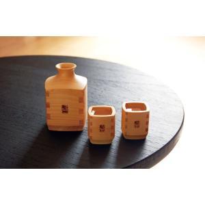 日本製ギフト匠・角ぐいのみ4点セット民芸和家具|himalaya