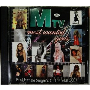 MTV most wanted girls 2001年 掘出しCD Fcd004 値下げ交渉あり|himalj