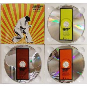 エルビス プレスリー 3枚組 1970年 掘出しCD Fcd006 値下げ交渉あり|himalj
