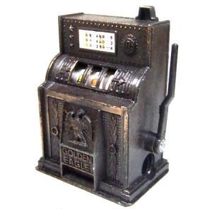 鉛筆削り器 スロットマシン 5x6cm 未使用 香港製 掘出し雑貨Fi25|himalj