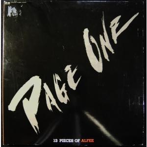 アルフィー 1983年 33 1/3rpm ステレオ 昭和アナログレコード FRe004b|himalj