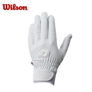 ウイルソン Wilson 野球 両手用バッティンググローブ メンズ・レディース ディマリニ ホワイト WTABG0601 bb|himaraya-bb