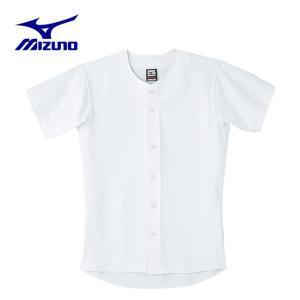 ミズノ 野球 練習着 ユニフォームシャツ ガチシャツ ジュニア用 少年用 12JC6F8001 mizuno bb|himaraya-bb
