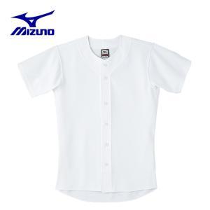 ミズノ 野球 練習着 ユニフォームシャツ ガチシャツ メンズ 12JC6F6001 mizuno bb|himaraya-bb