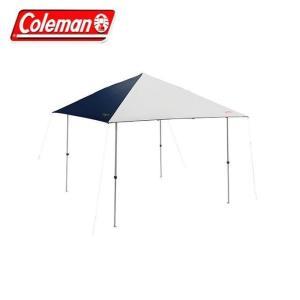 コールマン Coleman ワンタッチタープ インスタントバイザーシェード L ネイビー グレー 2000033119 bb|himaraya-bb