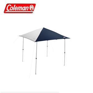 コールマン Coleman ワンタッチタープ インスタントバイザーシェード M ネイビー グレー 2000033118 bb|himaraya-bb