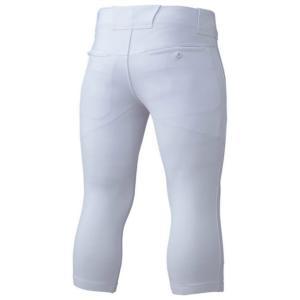 野球 ユニフォームパンツ アシックス ショートフィット 練習着 パンツ メンズ NEOREVIVE 楽白パンツ BAA501-01 asics bb|himaraya-bb|03