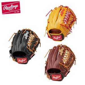 ローリングス Rawlings 野球 一般軟式グラブ オールラウンド用 メンズ レディース 軟式 オールフィルダー用 ハイパーテック カラーズ GR9HTCN65 bb|himaraya-bb