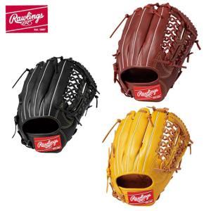 ローリングス Rawlings 野球 一般軟式グラブ オールラウンド用 メンズ レディース HYPER TECH ハイパーテック GR9HTN65 bb|himaraya-bb