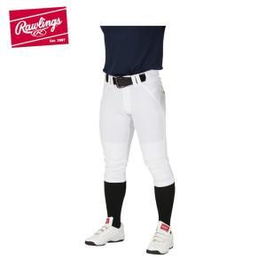 野球 ユニフォームパンツ ローリングス ショートフィット 練習着 パンツ メンズ 4Dウルトラハイパーストレッチパンツ マーク無し ひざ加工なし APP9S01-NN bb|himaraya-bb