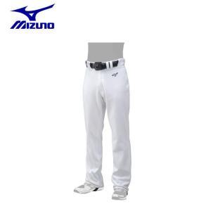 ミズノ 野球 練習着 パンツ メンズ レディース GACHI ガチ ユニフォームパンツ 足掛けストレートタイプ ユニセックス 12JD9F6501 MIZUNO bb himaraya-bb