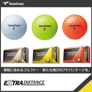 【1ダース(12個入り)】ブリヂストン ゴルフボール  ツアーステージ(TOURSTAGE )  エ...