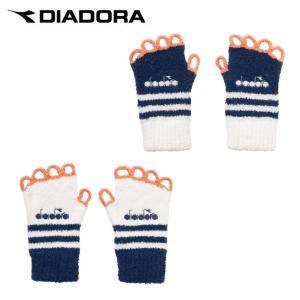 【沖縄県内3,300円送料無料】ディアドラ DIADORA テニス用手袋 メンズ レディース もこもこグローブ DTA9795