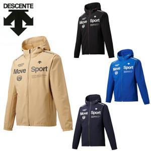 デサント DESCENTE スポーツウェア クロスウェア ジャケット メンズ エアリートランスファーフルジップパーカー DMMRJF12|himaraya-okinawa