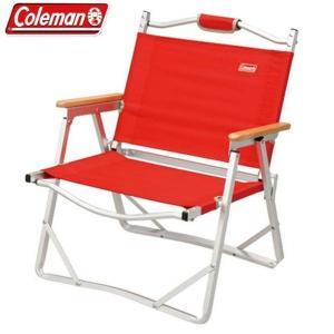 コールマン(Coleman) アウトドアチェアコンパクトフォールディングチェア レッド 170-7670アウトドア ファニチャー キャンプ BBQ バーベキュー 焚き火 rkt