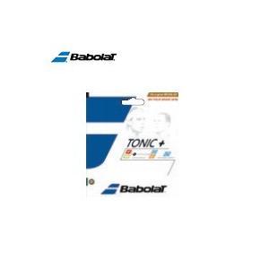バボラ(Babolat) ナチュラル トニックプラスボールフィール (1.35mm) (TONIC+...