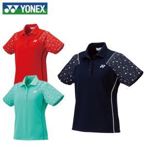 ヨネックス(YONEX) ウィメンズ ベリークール ゲームシャツ (VERY COOL) 20381 テニスウェア レディース WS2 ポロシャツ
