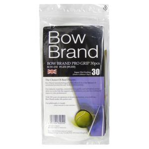 ボウブランド(BOW BRAND) ウェットグリップ プログリップ 30本入り (PRO GRIP)...