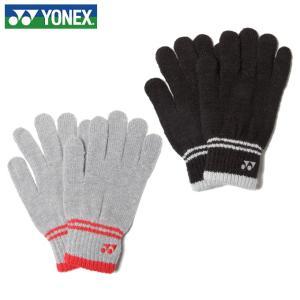 ヨネックス テニス用手袋 メンズ レディース ヒートカプセルグローブ 46033 YONEX rkt