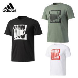 アディダス ( ADIDAS ) 半袖 Tシャツ スポーツウェア メンズ NEOプリントTシャツ DKJ84 sw