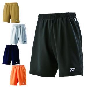 ヨネックス テニスウェア ハーフパンツ メンズ ベリークールハーフパンツ 1550 YONEX バドミントンウェア