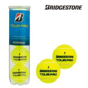 ブリヂストン BRIDGESTONE 硬式テニスボール ツアープロ 4個 BBATP4